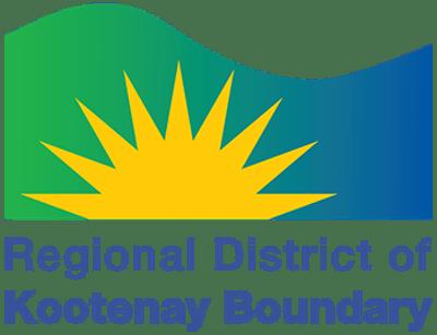 Regional District of Kootenay Boundary Logo